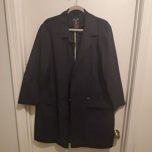 Navy Faconnable Jacket